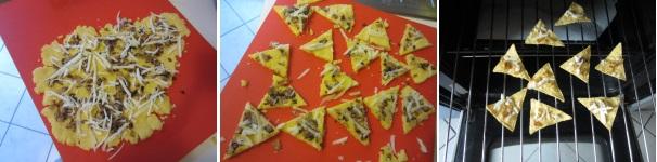 Nachos al forno ricetta