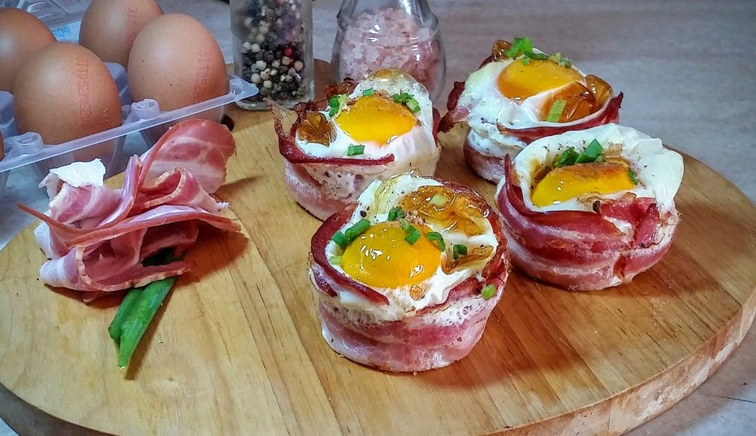 uova in gabbia