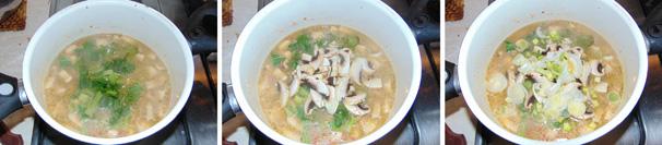 zuppa thai con verdure