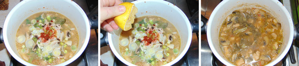 zuppa thailandese ricetta semplice