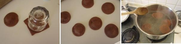 Ravioli al cacao ricetta