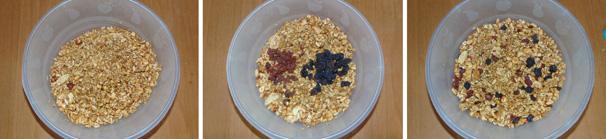 granola al forno