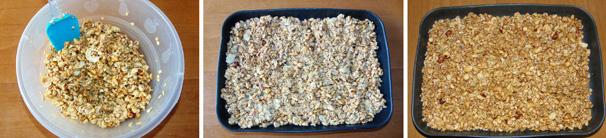 granola ricetta facile