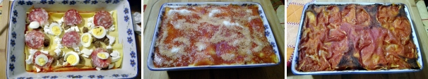 lasagna napoletana ingredienti