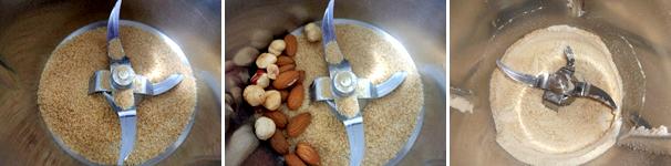 torta di grano saraceno bimby passo passo