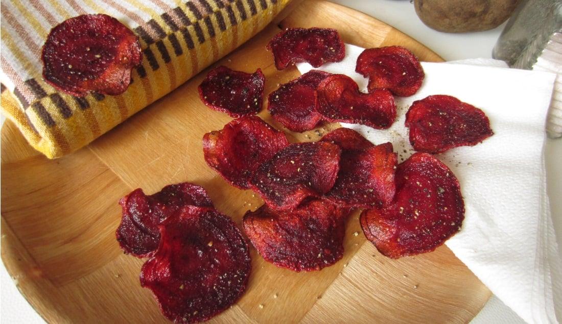 Chips-di-barbabietole-croccanti