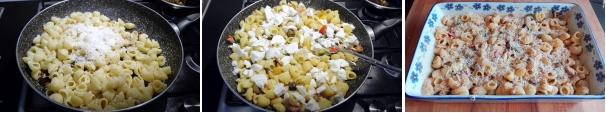conchiglie con verdure ingredienti