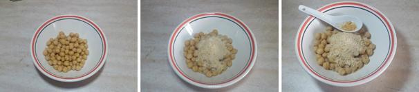 crocchette di ceci ricetta facile