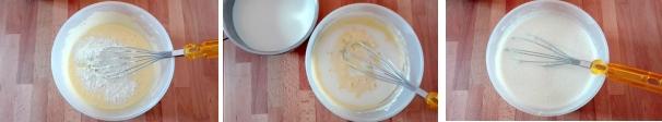 crostatine della nonna preparazione