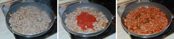 involtini di lasagne alla siciliana