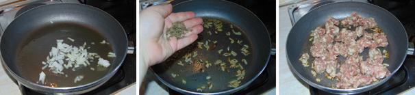 involtini di lasagne ricce ripiene