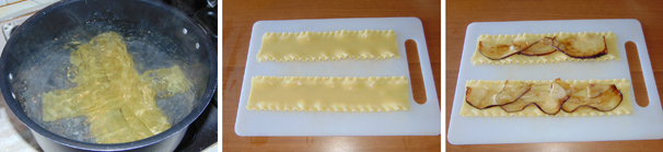 lasagne ricce