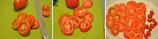 Gazpacho in insalata