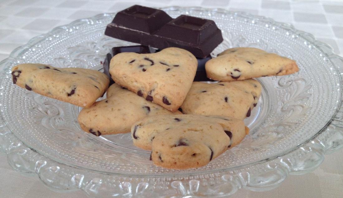 biscotti con gocce di cioccolato princ.