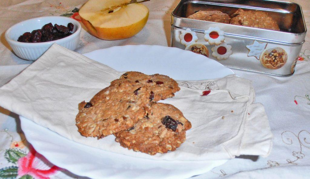 Biscotti grancereale con bimby