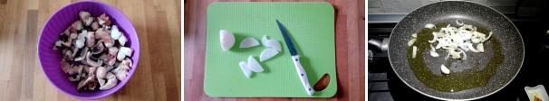 casarecce polpo e pecorino ricetta