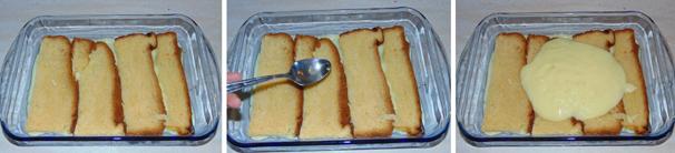 torta stratificata passo passo