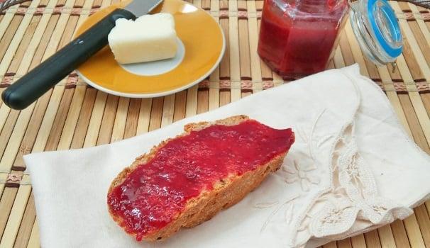 ricetta marmellata di fragole con bimby_