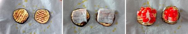 millefoglie di melanzane procedimento