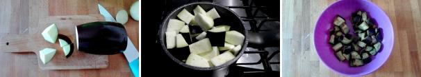 polpettone di melanzane ricetta