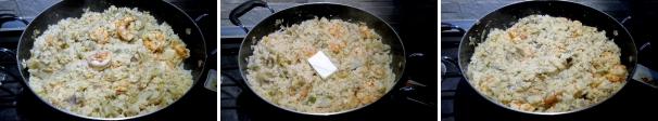 risotto gamberoni e carciofi ingredienti