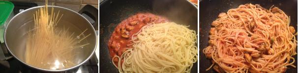 spagh cozze e borrarga proc.4