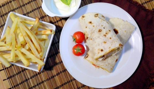 kebab di pollo