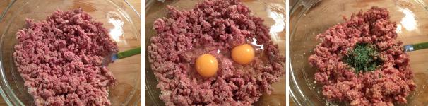 zucchine ripiene con carne proc 2