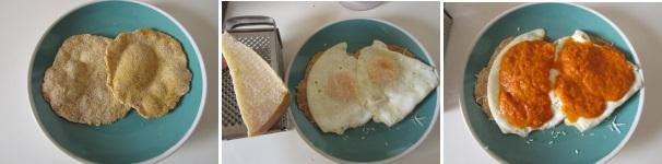 Huevos Rancheros colazione spagnola