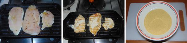petto di pollo con cous cous ricetta marocchina