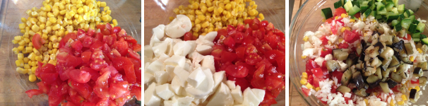 insalata di riso vegetariana proc4