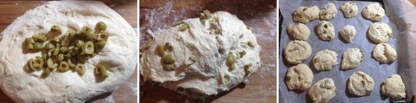 pane con le olive proc 3