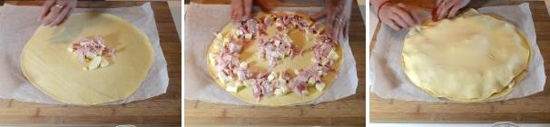 torta di pasta sfoglia_proc2