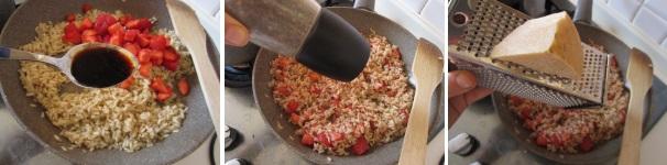 Risotto alle fragole con pecorino