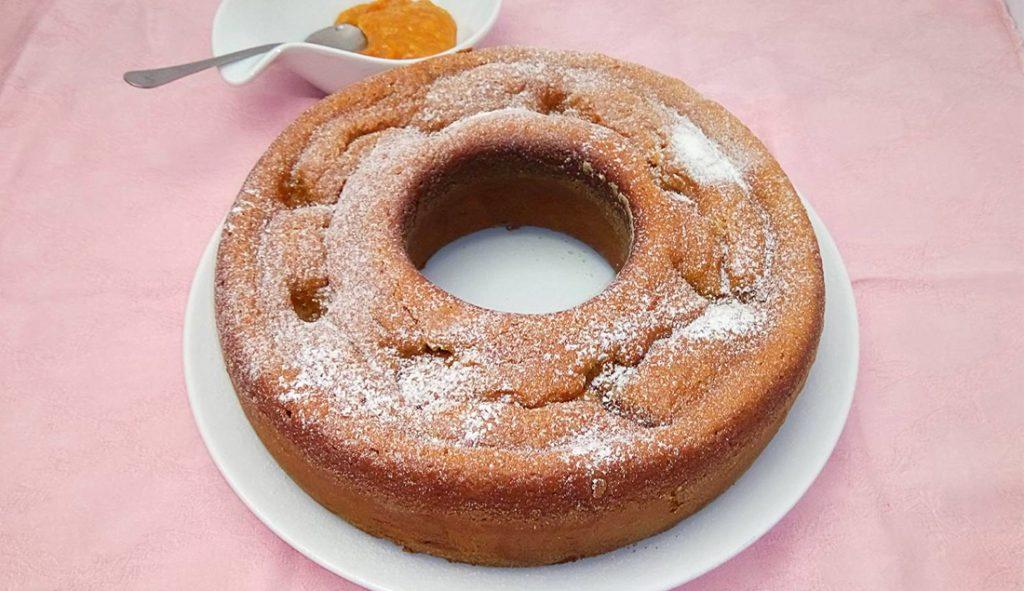 torta alla marmellata con bimby ricetta