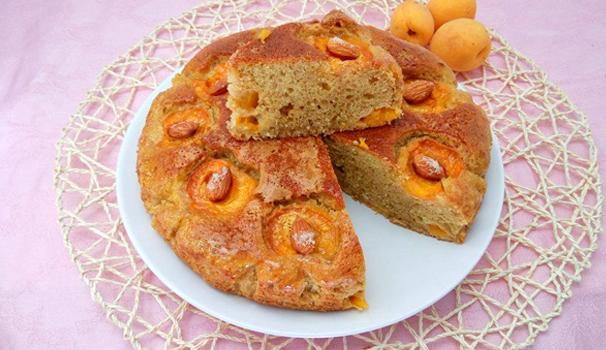 torta di albicocche con bimby