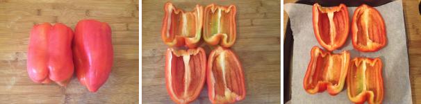 peperoni ripieni di cus cus proc 1