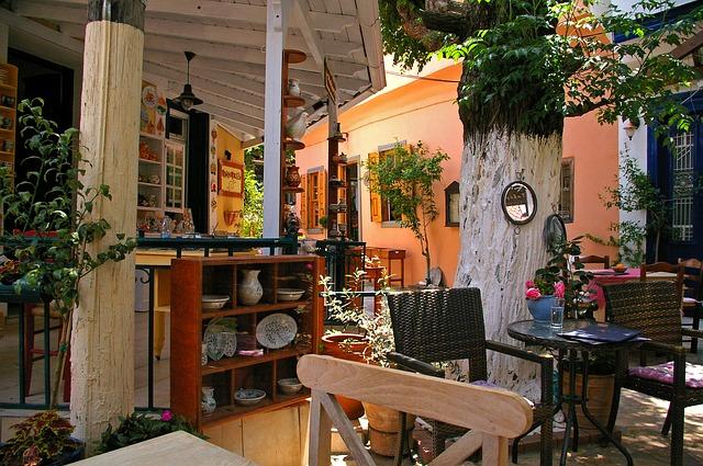 ristoranti con giardino