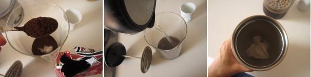 Caffe shakerato facile