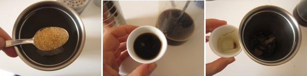 Caffe shakerato procedimento