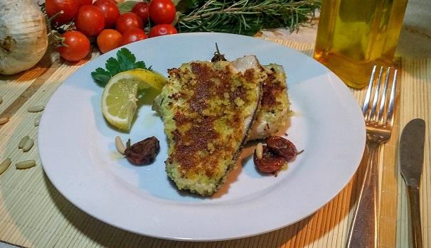 pesce spada impanato alla siciliana