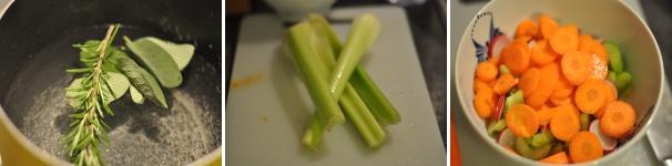 Bulgur con pollo e verdure