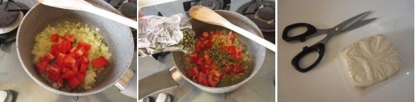 Ragù di tofu con pomodoro