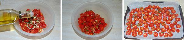 pomodorini marinati realizzazione