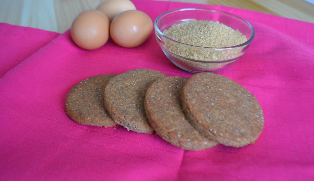 biscotti con farina di fagioli foto principale