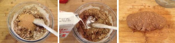 biscotti con farina di fagioli proc 2