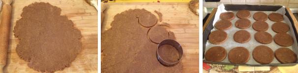 biscotti con farina di fagioli proc 3