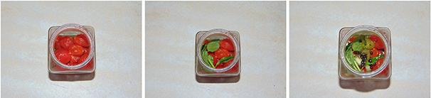 conserva di pomodori datterini prepararazione