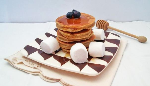 pancake con bimby ricetta