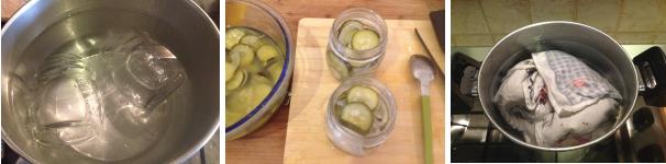 zucchine sott'aceto proc 4